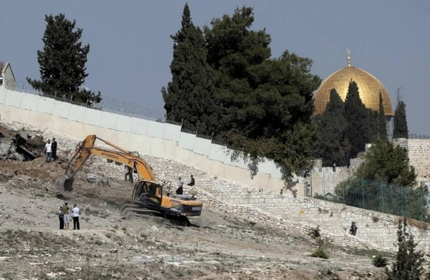 """الأورومتوسطي: """"إسرائيل"""" تهدم 58 منشأة فلسطينية بالقدس منذ بداية العام"""