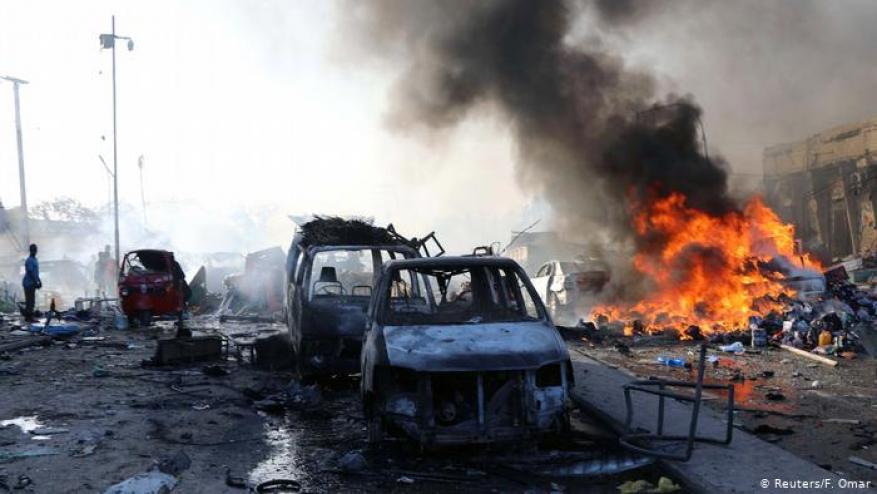 الصومال.. ارتفاع حصيلة ضحايا تفجير مقديشو إلى 7 قتلى