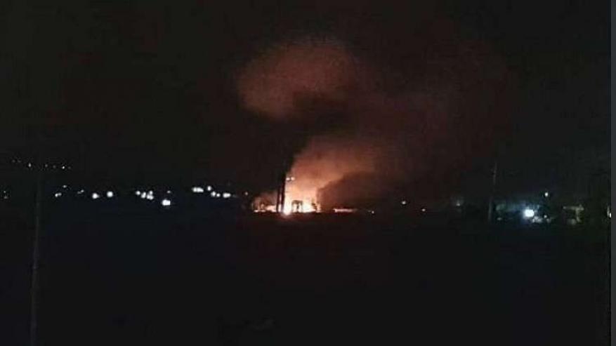 3 جرحى في غارة إسرائيلية على سوريا