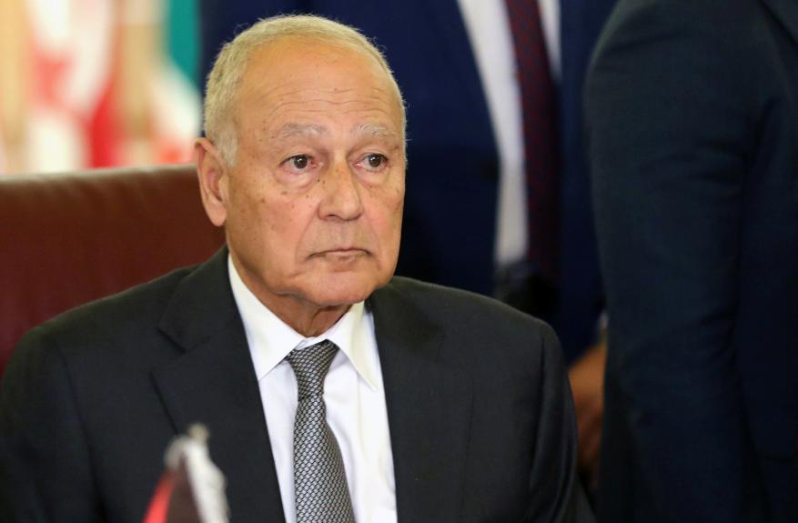 التجديد لأمين عام الجامعة العربية أحمد أبو الغيط لفترة جديدة
