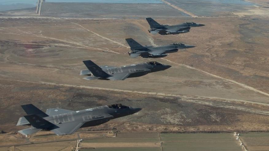 """المغرب يسعى لصفقة جديدة لشراء """"إف 16"""" الأمريكية"""