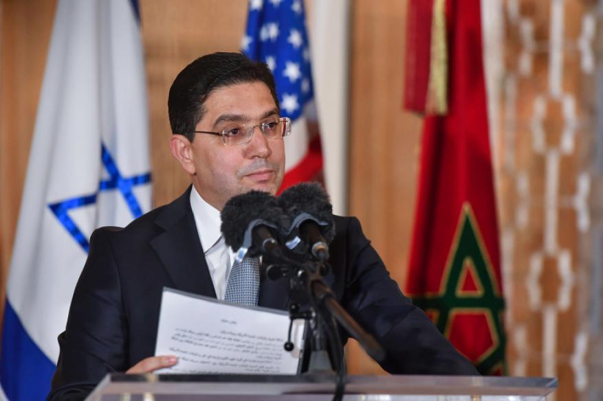 """وزير الخارجية المغربي: التعاون مع """"إسرائيل"""" لمواجهة التهديدات الإيرانية"""