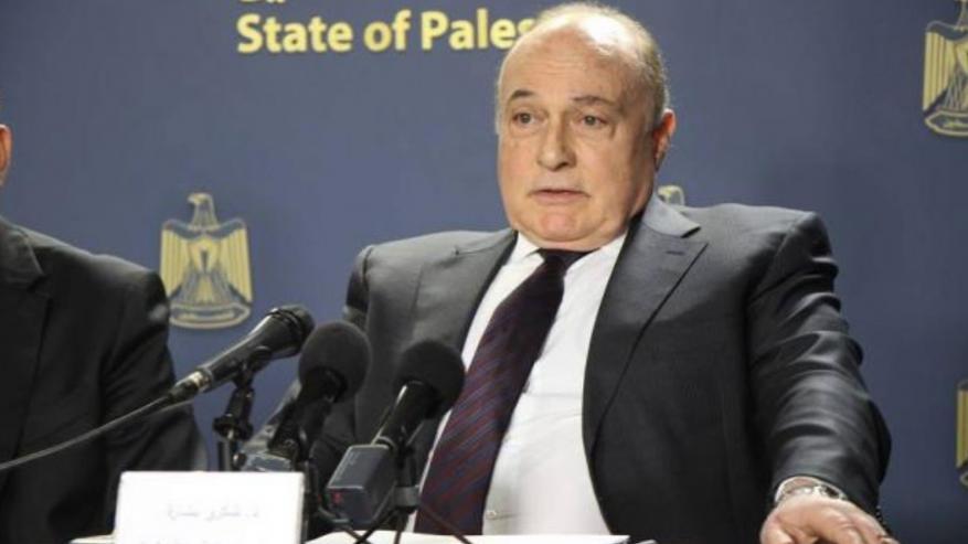 وزير مالية حكومة فتح: نتطلع لمعرفة الناتج القومي لغزة من التجارة مع مصر