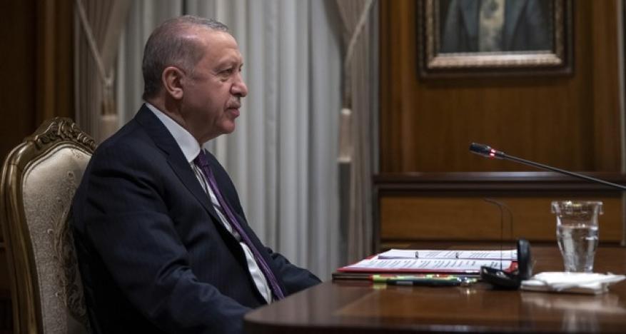أردوغان: يمكن لتركيا وفرنسا المساهمة في جهود الاستقرار الإقليمي