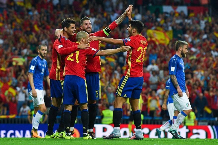 """تشكيلة إسبانيا في """"يورو 2020"""" تخلو من لاعبي ريال مدريد"""