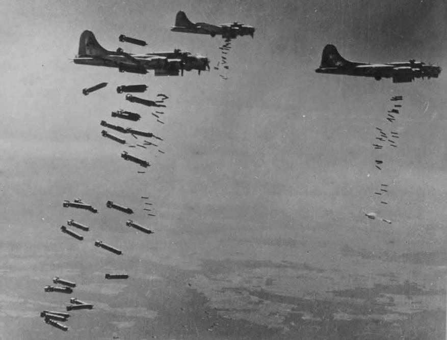 دراسة: الطبقات الجوية للأرض ما زالت متضررة من قنابل الحرب العالمية الثانية