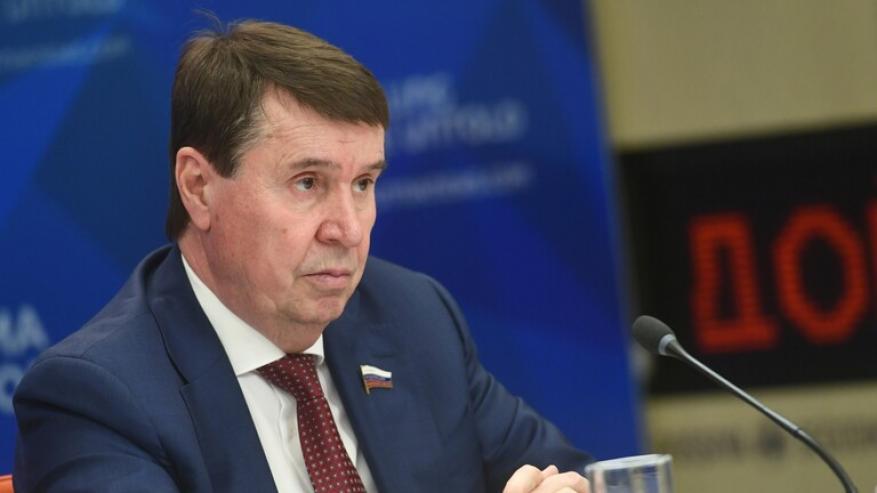 """برلماني روسي: العقوبات الأمريكية لن تنجح في إفشال """"السيل الشمالي 2"""""""
