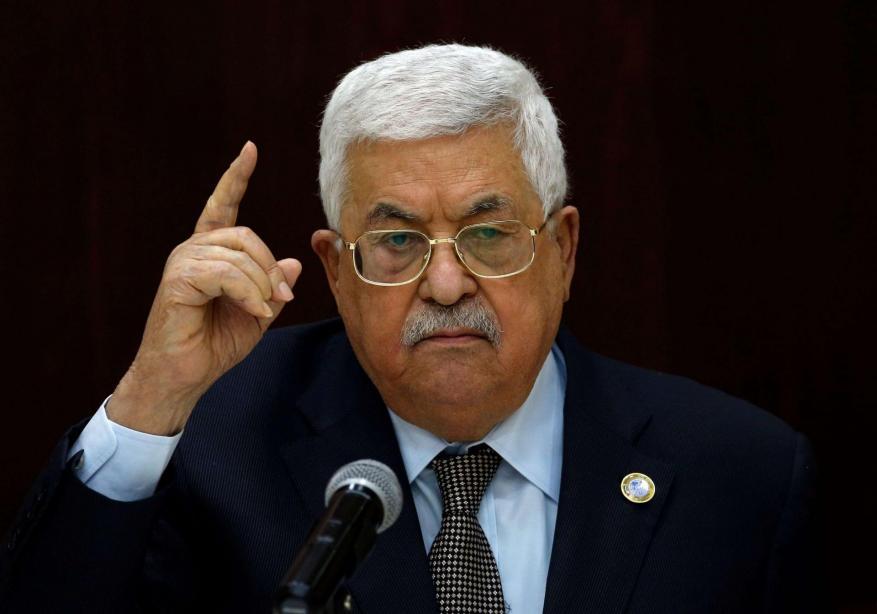 """عباس: مستعدون للذهاب إلى مفاوضات مع الإسرائيليين بمجرد وقف خطة """"الضم"""""""