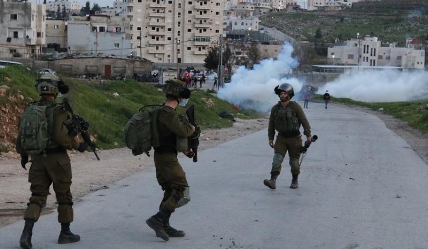 ثلاث إصابات برصاص الاحتلال في كفر قدوم