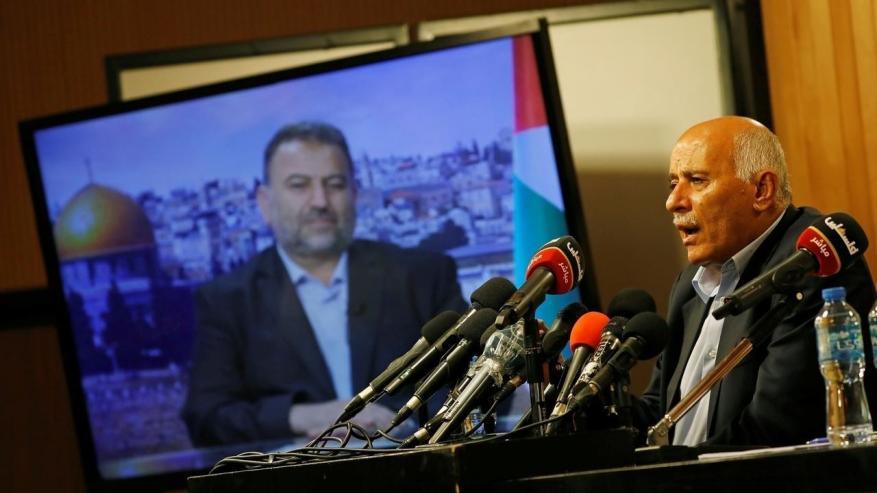 الشيخ: جبريل الرجوب رئيسا لوفد فتح للحوار الوطني بالقاهرة