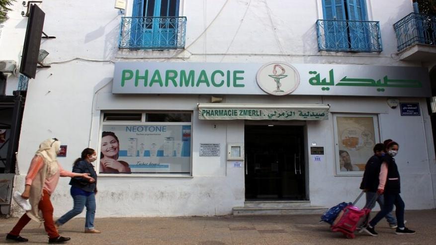 تونس تفرض عزلا عاما لاحتواء كورونا
