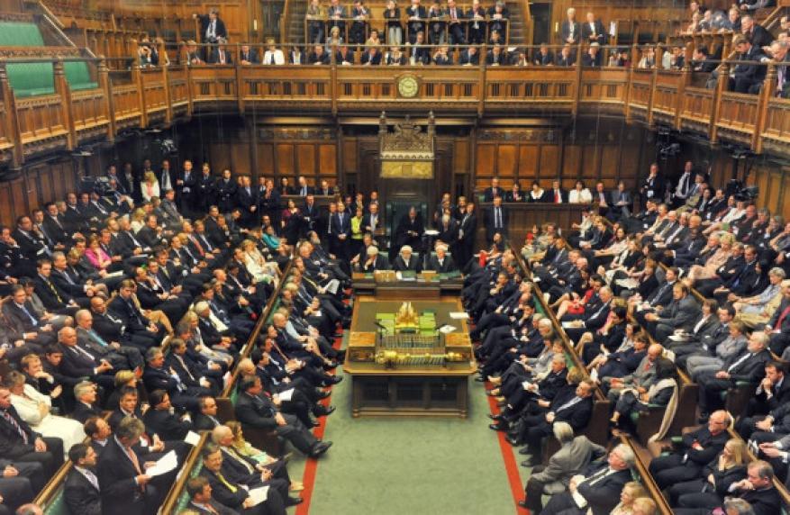 """مجلس العموم البريطاني يرفض الخروج من """"الاتحاد"""" دون اتفاق"""
