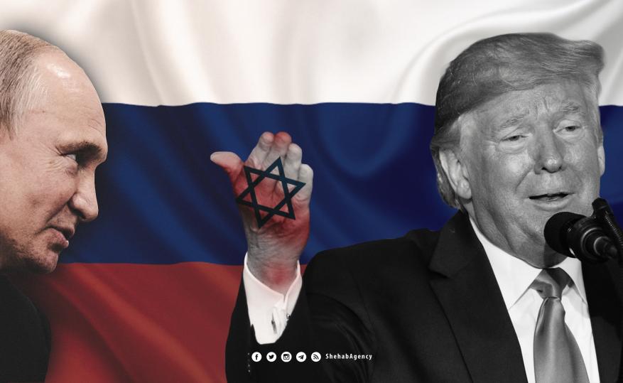 """كيف يضرب بوتين يد ترامب باستخدام رجاله في """"إسرائيل""""؟ موسكو تلعب في بورصة """"صفقة القرن"""""""