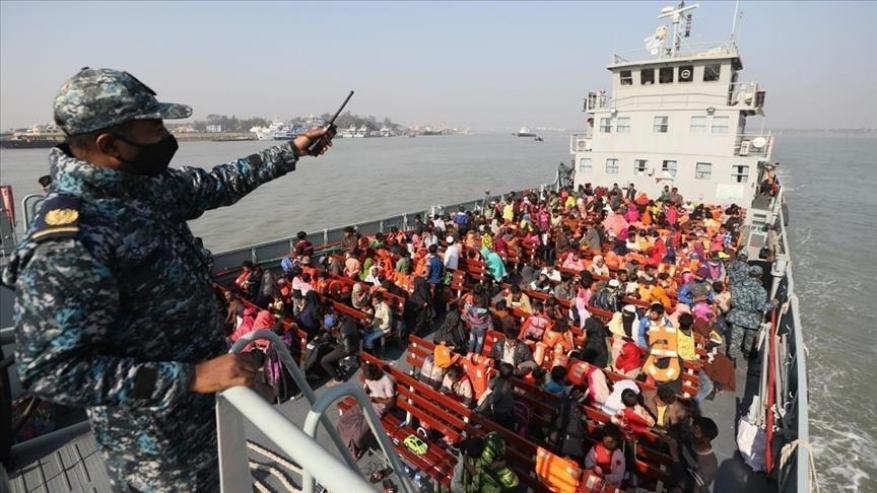 إدانات حقوقية لترحيل ماليزيا مهاجرين من ميانمار