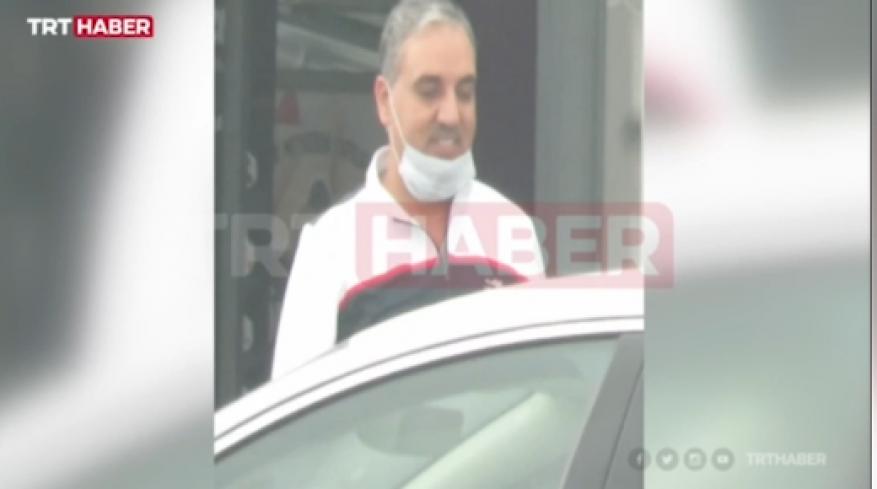 التلفزيون التركي يبث صورا لمتهم بالتجسس لصالح الإمارات