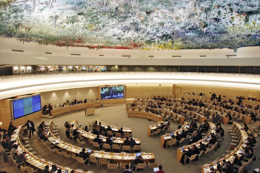 رفع قضية الفلسطينيين المخفيين قسريًا في السعودية أمام مجلس حقوق الانسان