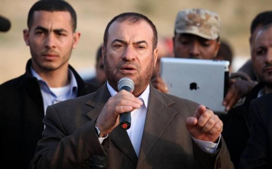 حماد: نمهل الاحتلال أسبوعًا لتطبيق تفاهمات التهدئة