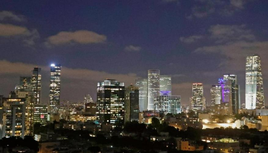 """أبو ظبي للاستثمار يفتح مكتبًا في """"تل أبيب"""""""