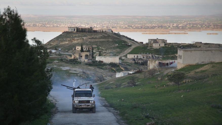 وفد أمريكي يصل تركيا للشروع في إنشاء مركز عمليات مشترك