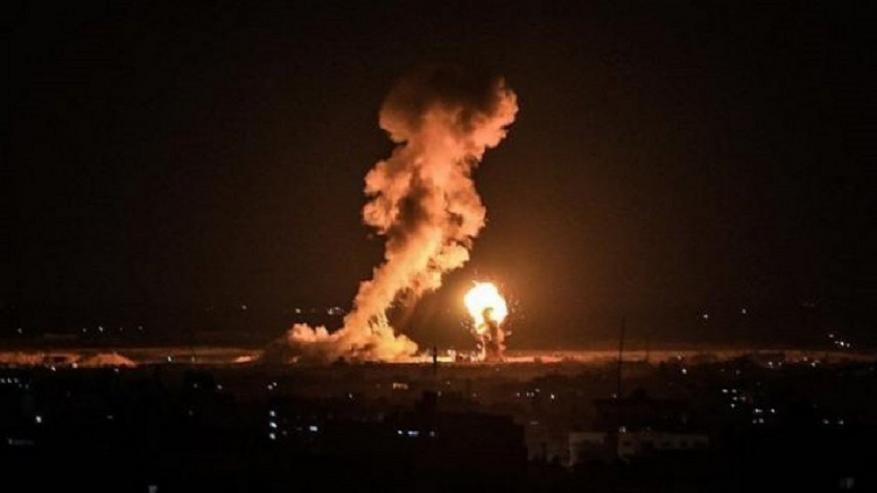 الجيش الأمريكي ينفي قصف بغداد وترجيحات أن الغارات إسرائيلية