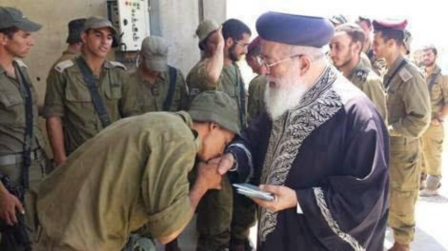 """حاخام يتحدث عن زيارته للبحرين """"دخلت كممثل رسمي بجواز سفري الإسرائيلي"""""""