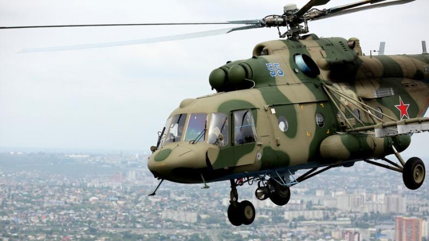الدفاع الروسية: مقتل طاقم مروحية عسكرية في مقاطعة موسكو جراء هبوط قاس