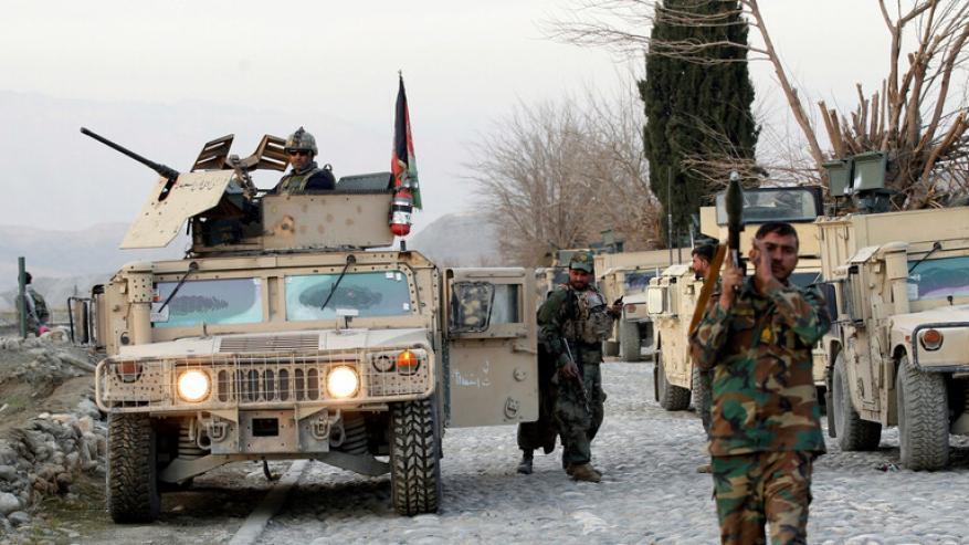 """أفغانستان.. مقتل العشرات من عناصر """"طالبان"""" في عمليات عسكرية"""