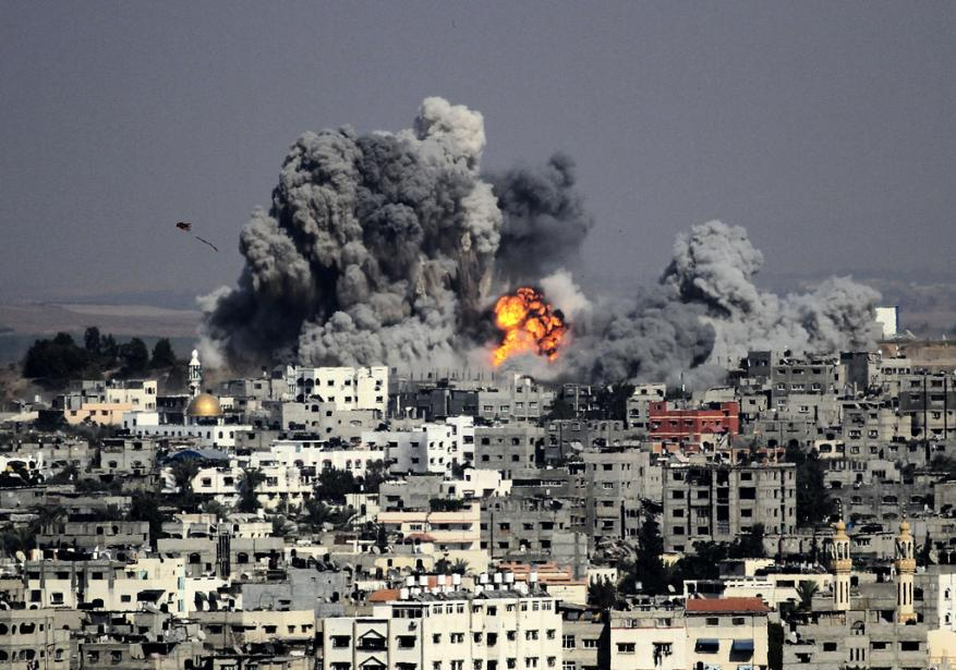 ضابط إسرائيلي كبير: لا مناص من حملة عسكرية بغزة تستمر لفترة طويلة