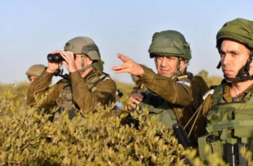 قائد عسكري إسرائيلي كبير: الحوامات ليست لعبة ونأخذ تهديدها من غزة على محمل الجد
