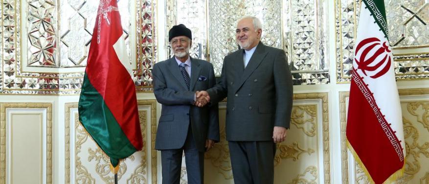 وزير خارجية عُمان يصل طهران في ثاني زيارة خلال شهر
