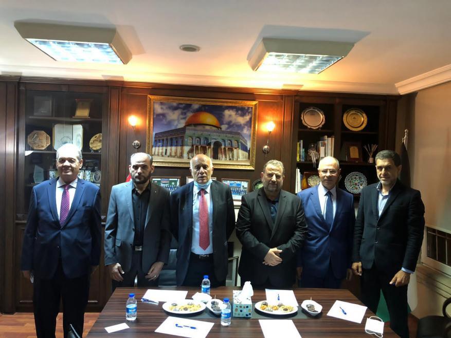 حماس وفتح: الإعلان الرسمي عن التوافق بمؤتمر للأمناء العامين قريبًا