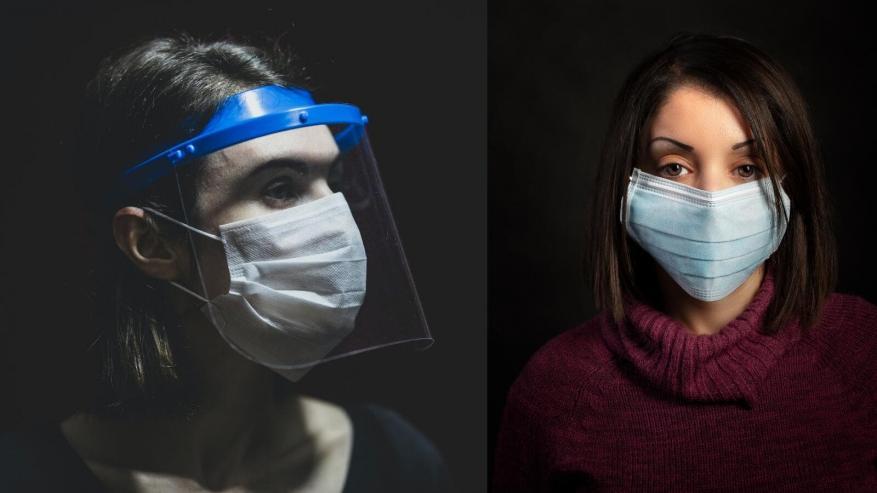 أيهما أفضل في مواجهة فيروس كورونا... درع الوجه أم الكمامة؟