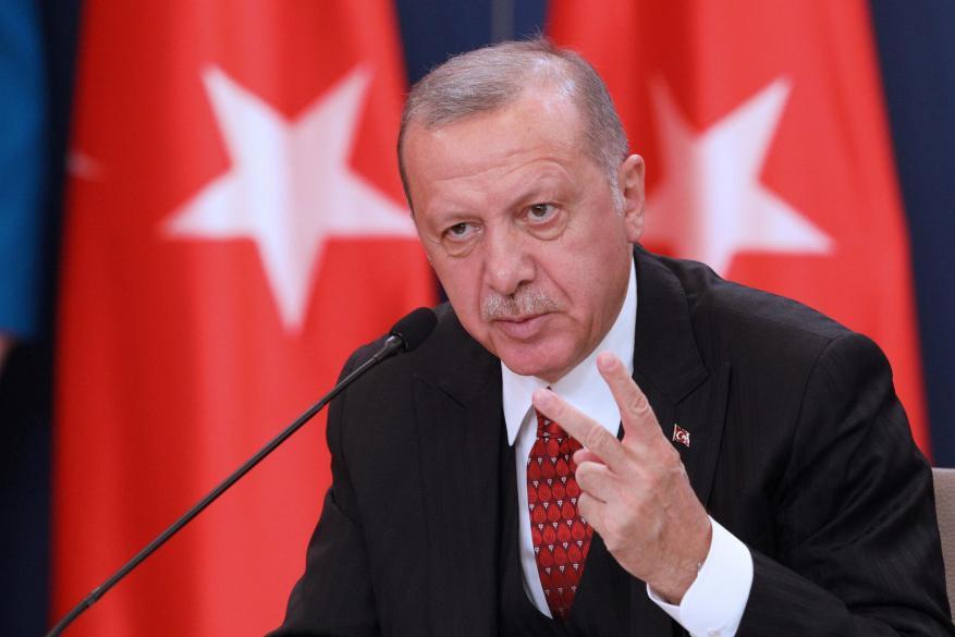 أردوغان يهاجم مصر والسعودية بعد انتقادهما العملية العسكرية في سوريا