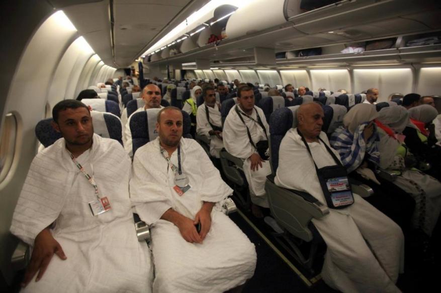 4 مارس أولى رحلات معتمري غزة
