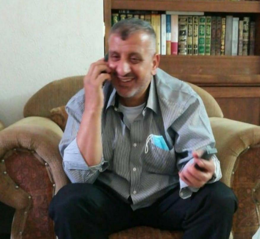 الاحتلال يفرج عن القيادي في حماس خالد الحاج من جنين