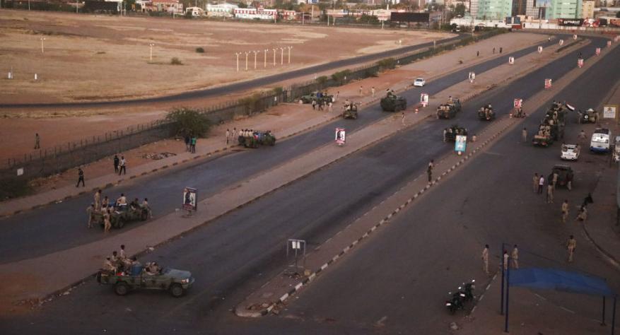 النائب العام السوداني يطالب بإعادة هيكلة جهاز المخابرات وتقديم المتهمين للمحكمة