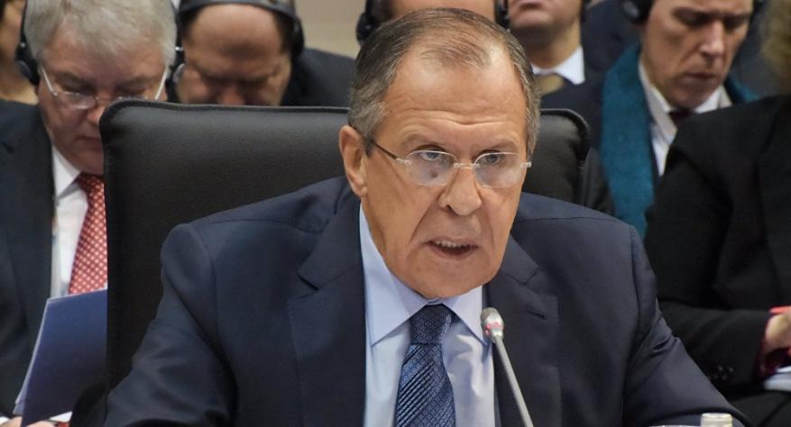 وزير الخارجية الروسي يحذر أمريكا من عواقب مدمرة