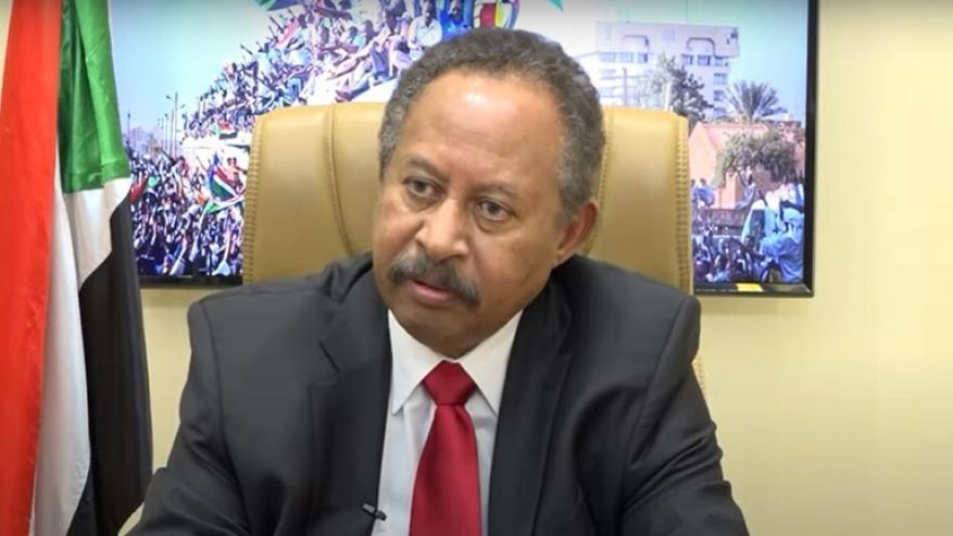 حمدوك: رفع اسم السودان من قائمة الإرهاب الأمريكية يفتح الباب أمام إعفائه من الديون