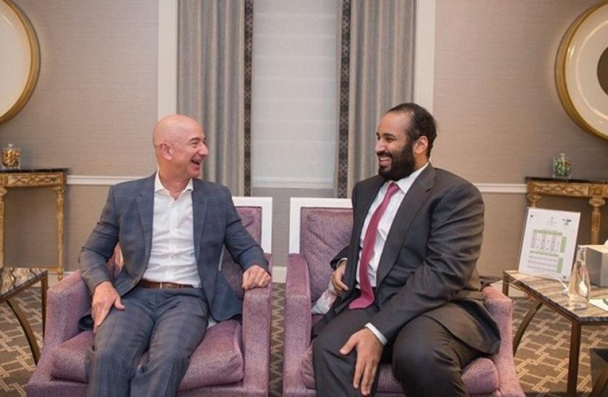 السعودية تنفي مسؤوليتها عن اختراق هاتف مالك شركة أمازون