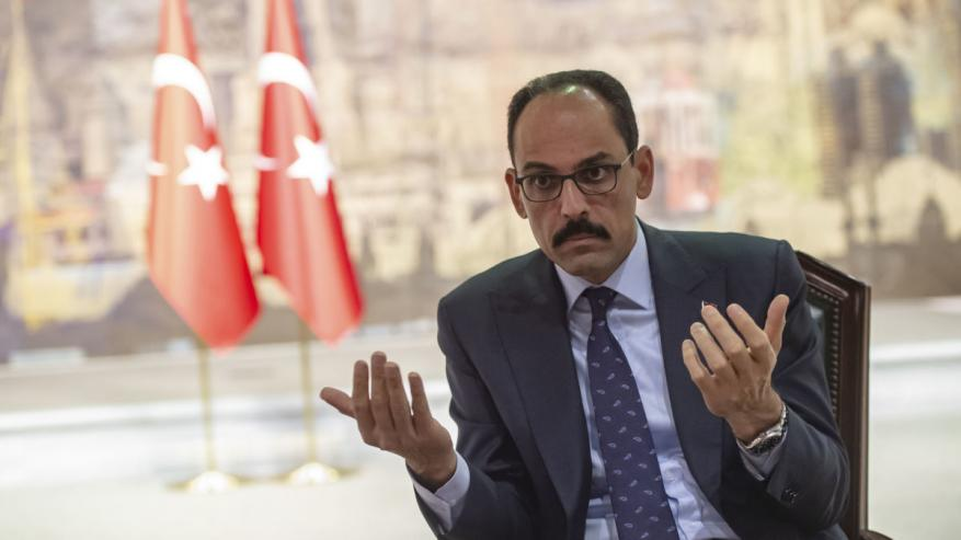 المتحدث باسم الرئاسة التركية: عملية اغتيال سليماني استفزازية