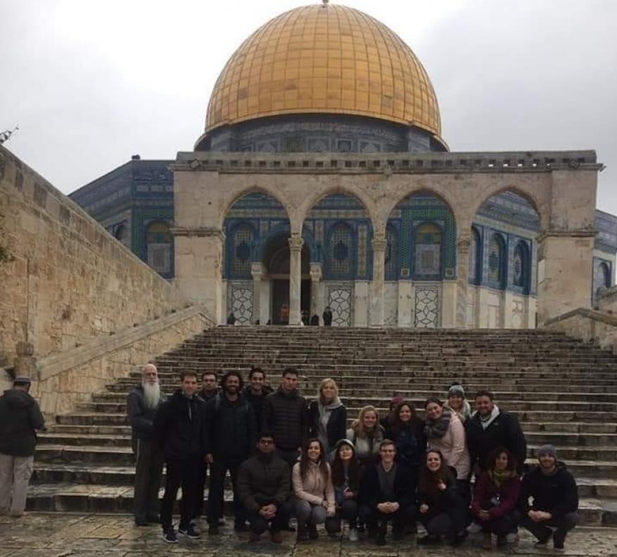 يهود من أميركا تقدموا اقتحامات عشرات المستوطنين للمسجد الأقصى