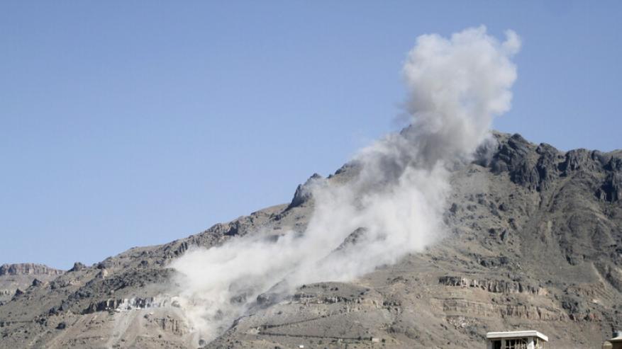 التحالف العربي يدمر طائرة مسيرة مفخخة أطلقها الحوثيون نحو السعودية