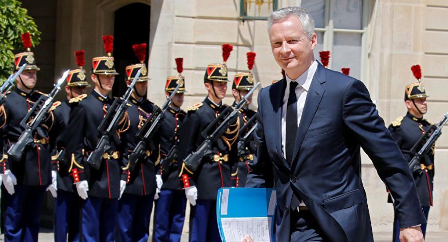 وزير المالية الفرنسي: الاتحاد الأوروبي مستعد للرد بقوة على أمريكا