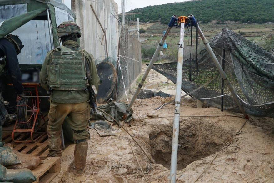 """لبنان: مسألة الأنفاق قديمة و""""إسرائيل"""" أثارتها سعيا لانتصار وهمي"""