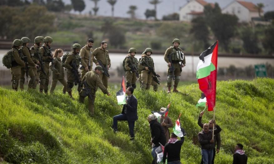 صحيفة إسرائيلية: زعماء عرب أكّدوا عدم معارضتهم مخطط الضم