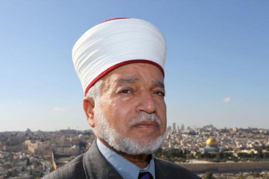 """ردود فعل الخيانة.. مفتي فلسطين مجلس أمناء منتدى تعزيز السلم""""  بالإمارات"""