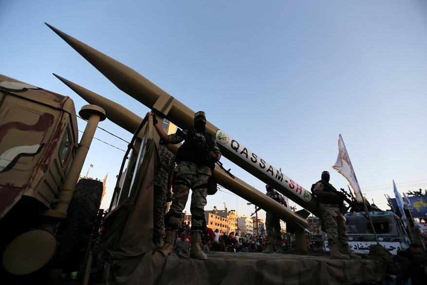 """""""والا"""": إسرائيل مارست حربا سرية في سيناء لمنع وصول الصواريخ لحماس بغزة"""