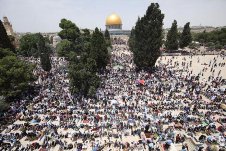 القيادي صوافطة يدعو للتواجد الدائم في المسجد الأقصى
