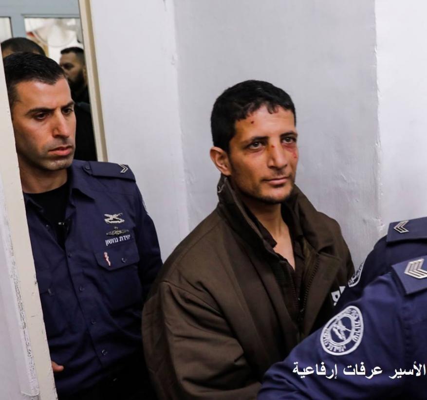 قوات الاحتلال تهدم منزل الأسير ارفاعية في الخليل