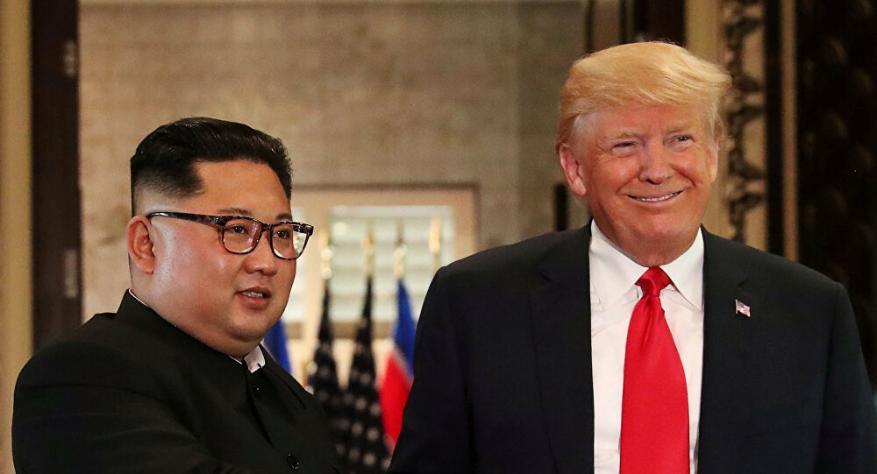 """ترامب يوجه رسالة إلى زعيم كوريا الشمالية بشأن """"كورونا"""""""